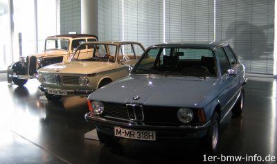 Museum im Vergaser - BMW zeigt auch Oldtimer