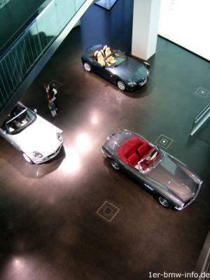 Zukunft & Vergangenheit - BMW Museum zeigt die Parallelen