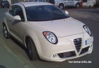 Alfa Mito - Italo Mini! Front