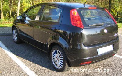Fiat Punto - Von hinten sieht man ihn meist nur kurz!