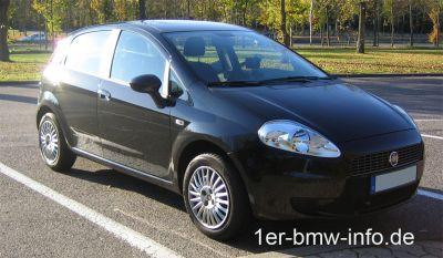 Fiat Punto - Ein Hauch von Maserati, anyone?