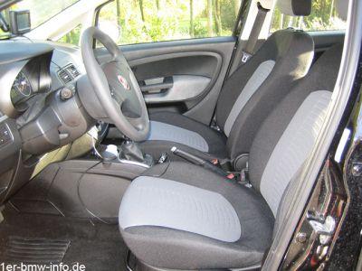 Fiat Punto - Sitze gehen in Ordnung, mehr aber auch nicht.
