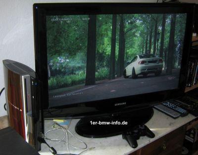 Gran Turismo 5 Prologue auf der PS3